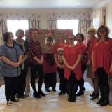 Red Nose Day success for Springhill