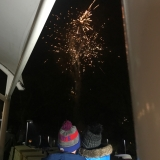 Springhill skies light up for firework display
